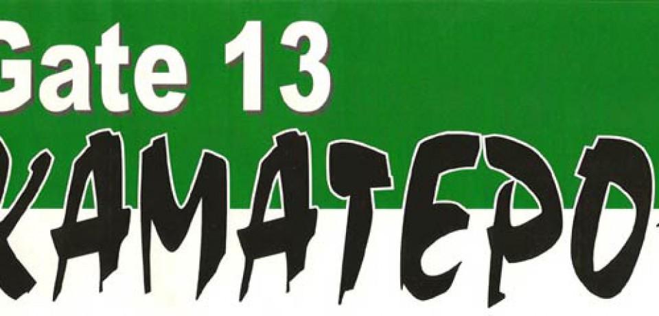 23/06/2012 – Ανακοίνωση ΚΑΜΑΤΕΡΟ Θ.13