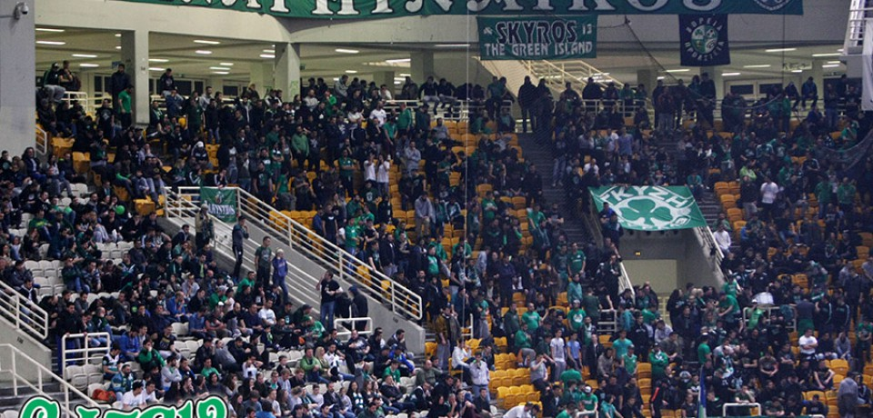 PANATHINAIKOS – brose baskets