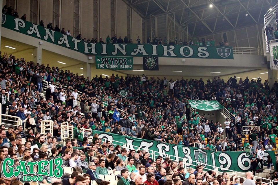 PANATHINAIKOS – unicaja