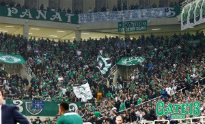 PANATHINAIKOS-red star