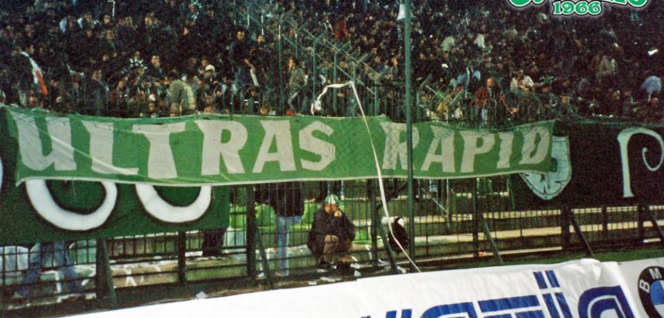 Οι Ultras Rapid για τα 20 Χρόνια UR + G13